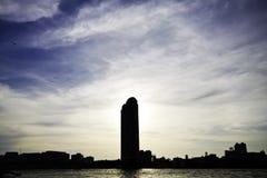 Het Panorama van Bangkok Royalty-vrije Stock Foto's