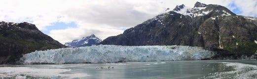 Het panorama van de Baai van de gletsjer Royalty-vrije Stock Afbeeldingen