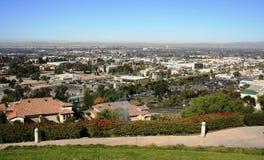Het Panorama van de Heuvel van het signaal Royalty-vrije Stock Foto's