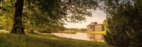 Het panorama van de Lymezaal Royalty-vrije Stock Afbeeldingen