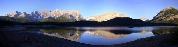 Het Panorama van de zonsopgang Royalty-vrije Stock Foto's