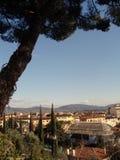 Het Panorama van Florence Royalty-vrije Stock Foto's