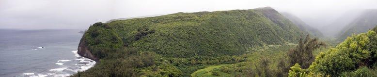 Het panorama van Hawaï Royalty-vrije Stock Foto's