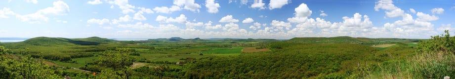 Het panorama van het bassin Royalty-vrije Stock Foto