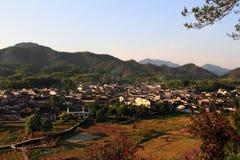 Het panorama van het Xididorp Royalty-vrije Stock Foto