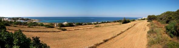 Het Panorama van ic-Caghaq van Bahar Royalty-vrije Stock Afbeeldingen