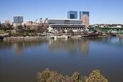 Het panorama van Knoxville Stock Afbeeldingen