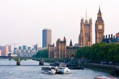 Het panorama van Londen Royalty-vrije Stock Foto