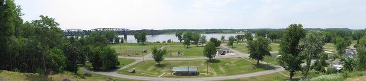 Het Panorama van midwesten royalty-vrije stock fotografie