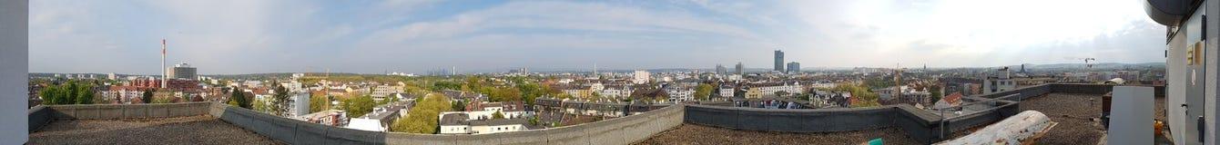 Het Panorama van Nice Stock Foto's
