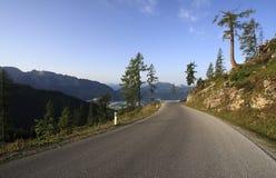 Het panorama van Oostenrijk Stock Foto