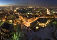 Het panorama van Petchersk Royalty-vrije Stock Fotografie