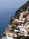 Het panorama van Positano Royalty-vrije Stock Afbeelding