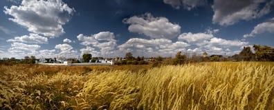 Het panorama van Suzdal royalty-vrije stock afbeelding