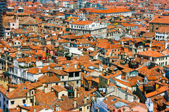 Het panorama van Venetië Stock Afbeeldingen
