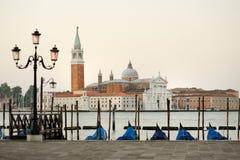 Het panorama van Venetië Stock Afbeelding