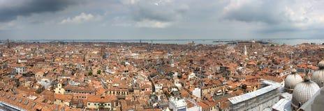 Het Panorama van Venetië Royalty-vrije Stock Fotografie