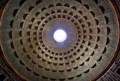 In het Pantheon Royalty-vrije Stock Foto's