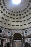 Het Pantheon op 26 september, 2012 in Rome, Stock Foto
