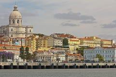 Het Pantheon van Lissabon Stock Foto