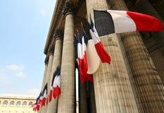 Het Pantheon van Parijs Royalty-vrije Stock Foto's