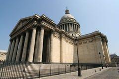 Het Pantheon van Parijs Royalty-vrije Stock Afbeeldingen