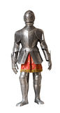 Het pantserkostuum van de ridder Royalty-vrije Stock Fotografie