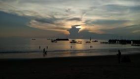 Het paradijs van Bali Royalty-vrije Stock Fotografie