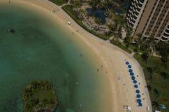Het Paradijs van de vakantie Royalty-vrije Stock Foto