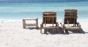 Het paradijs van de vakantie royalty-vrije stock afbeeldingen