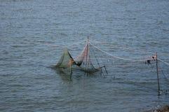 Het paradijs van de visser Royalty-vrije Stock Afbeeldingen