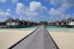 Het Paradijs van het eiland Royalty-vrije Stock Afbeeldingen