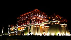 Het Paradijs van het zweempje van Xi'an royalty-vrije stock foto's