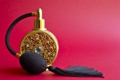 Het parfumfles van de luxe Royalty-vrije Stock Fotografie