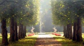 Het park royalty-vrije stock fotografie