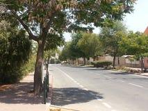 Het park in anana van Ra `, Israël Stock Foto's