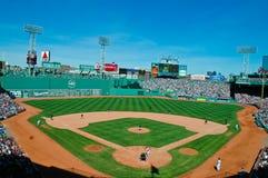 Het Park Boston, Ma van Fenway Stock Afbeelding