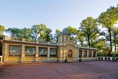 Het park heilige-Petersburg van de lente Royalty-vrije Stock Afbeeldingen