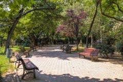 Het park Ioanid Stock Fotografie
