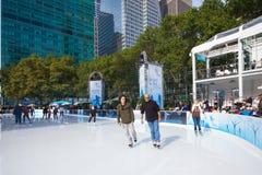 Het Park NYC van Bryant Stock Foto