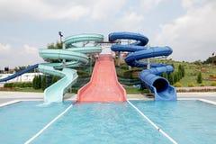 Het park van Aqua Stock Foto's