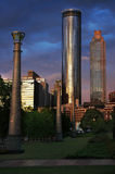 Het Park van Atlanta Royalty-vrije Stock Foto