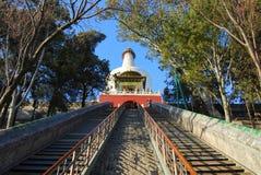 Het Park van Beihai Royalty-vrije Stock Foto
