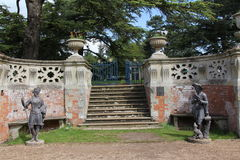 Het Park van Charlecote royalty-vrije stock foto's