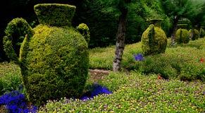 Het Park van Cordoba Alcazar Royalty-vrije Stock Foto