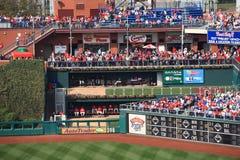 Het Park van de Bank van burgers - Philadelphia Phillies stock foto's