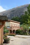 Het Park van de Berg van de steen royalty-vrije stock foto's