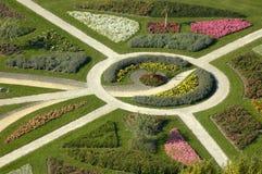 Het park van de bloem Royalty-vrije Stock Afbeeldingen