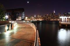 Het park van de brug Stock Foto's