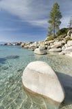 Het park van de de havenstaat van het zand Royalty-vrije Stock Foto